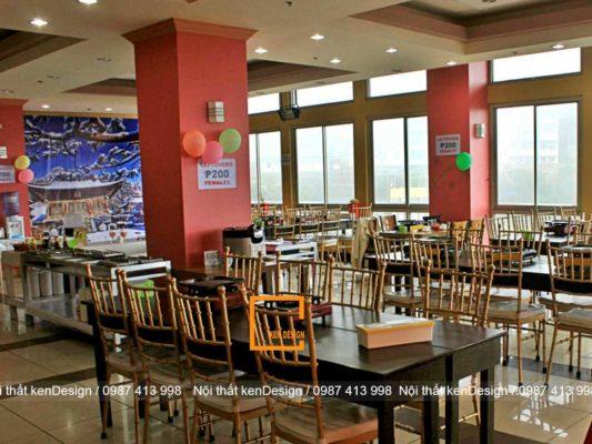 dac trung de thay trong thiet ke nha hang kieu han 1 533x400 - Đặc trưng dễ thấy trong thiết kế nhà hàng kiểu Hàn