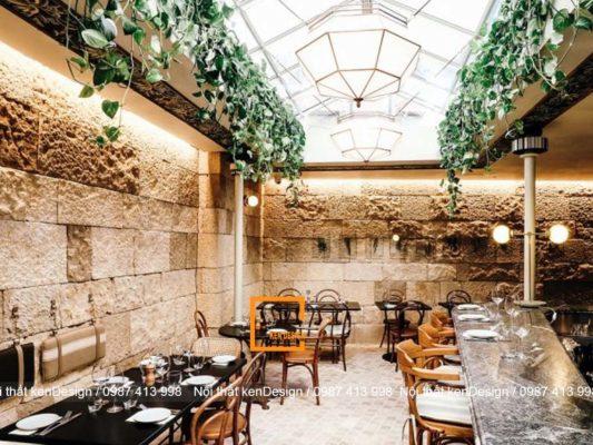 goi y thiet ke nha hang tai ha noi giup viec kinh doanh hieu qua 3 533x400 - Gợi ý thiết kế nhà hàng tại Hà Nội giúp việc kinh doanh hiệu quả