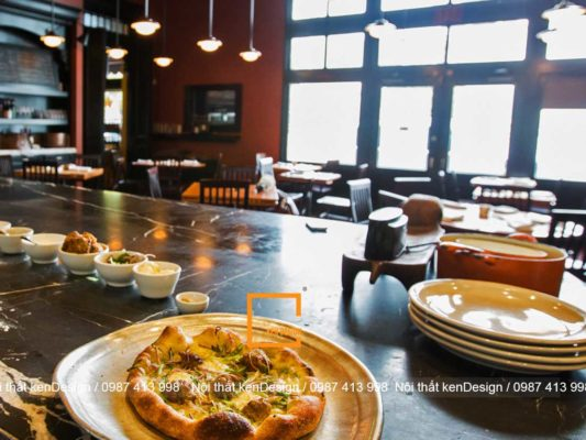 huong dan thiet ke khong gian nha hang pizza dep thu hut 4 533x400 - Hướng dẫn thiết kế không gian nhà hàng pizza đẹp, thu hút
