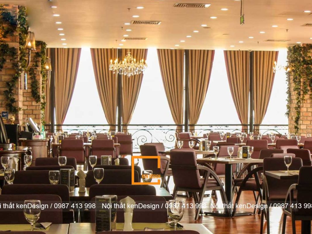 kinh nghiem thiet ke chuoi nha hang khong the bo qua 2 1067x800 - Kinh nghiệm thiết kế chuỗi nhà hàng không thể bỏ qua