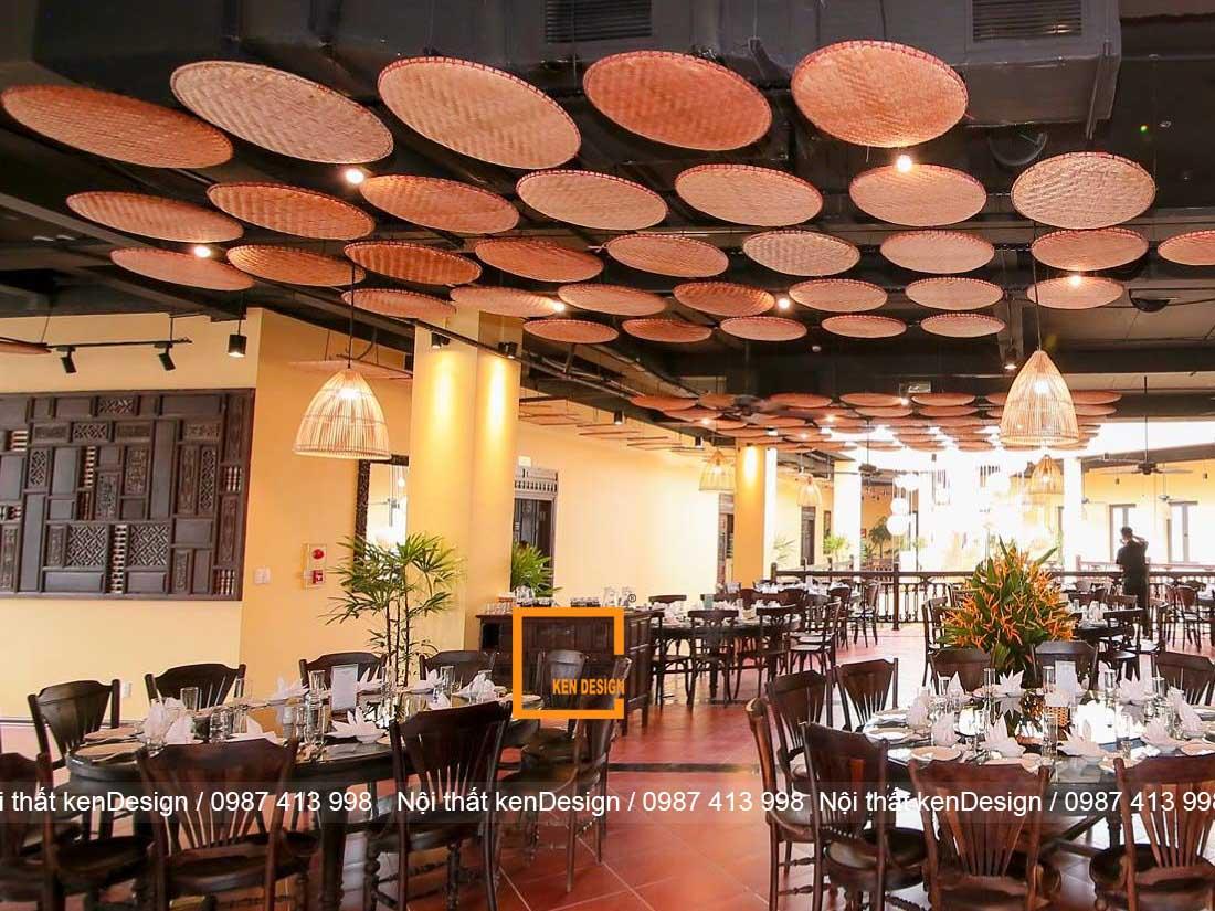 kinh nghiem thiet ke chuoi nha hang khong the bo qua 3 - Kinh nghiệm thiết kế chuỗi nhà hàng không thể bỏ qua
