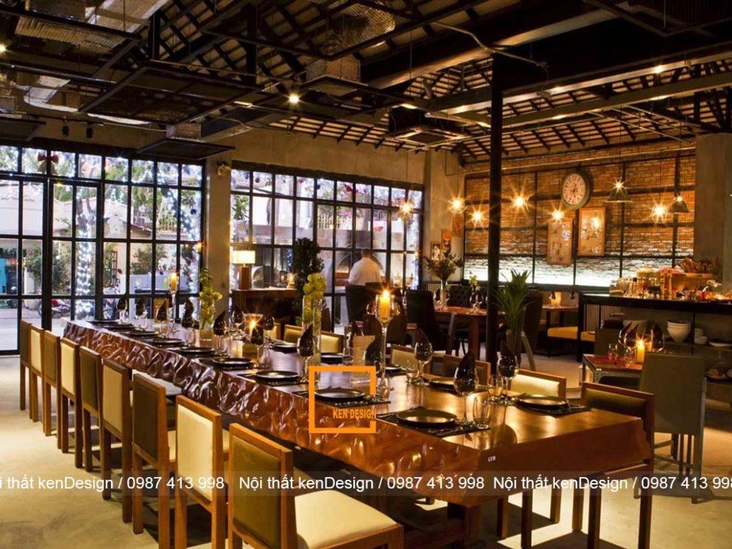 kinh nghiem thiet ke chuoi nha hang khong the bo qua 4 1067x800 - Kinh nghiệm thiết kế chuỗi nhà hàng không thể bỏ qua