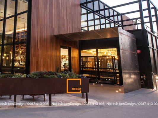 kinh nghiem thiet ke nha hang lo goc 3 533x400 - Kinh nghiệm thiết kế nhà hàng lô góc