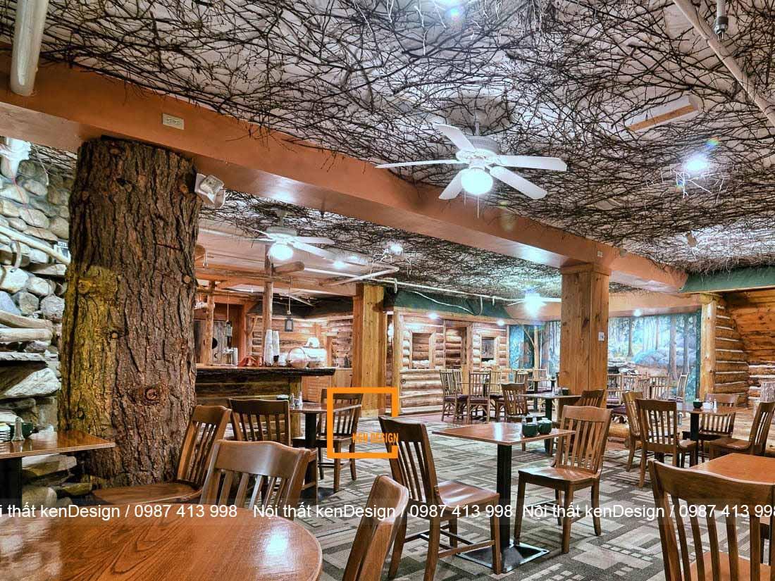 kinh nghiem thiet ke nha hang noi bat sang tao 1 - Kinh nghiệm thiết kế nhà hàng nổi bật, sáng tạo