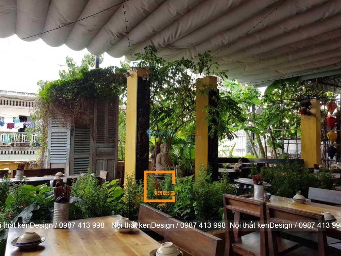 kinh nghiem thiet ke thi cong nha hang san vuon 1 - Kinh nghiệm thiết kế thi công nhà hàng sân vườn