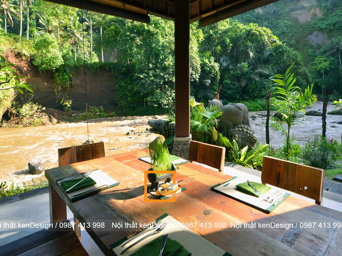 kinh nghiem thiet ke thi cong nha hang san vuon 4 - Kinh nghiệm thiết kế thi công nhà hàng sân vườn