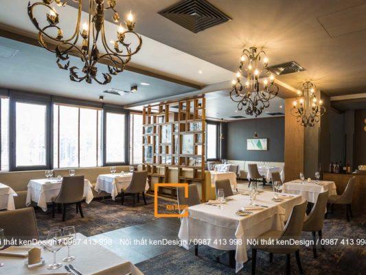 kinh nghiem thiet ke thi cong nha hang tron goi 1 533x400 - Kinh nghiệm thiết kế thi công nhà hàng trọn gói