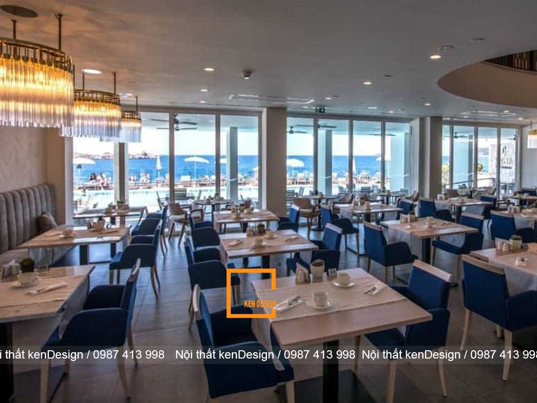 kinh nghiem thiet ke thi cong nha hang tron goi 3 - Kinh nghiệm thiết kế thi công nhà hàng trọn gói