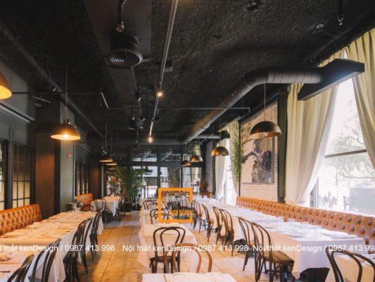 luu y khi thiet ke nha hang tai thanh pho ho chi minh 1 533x400 - Lưu ý khi thiết kế nhà hàng tại thành phố Hồ Chí Minh