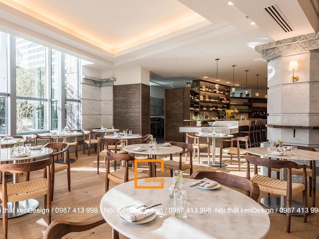 luu y khi thiet ke nha hang tai thanh pho ho chi minh 2 - Lưu ý khi thiết kế nhà hàng tại thành phố Hồ Chí Minh