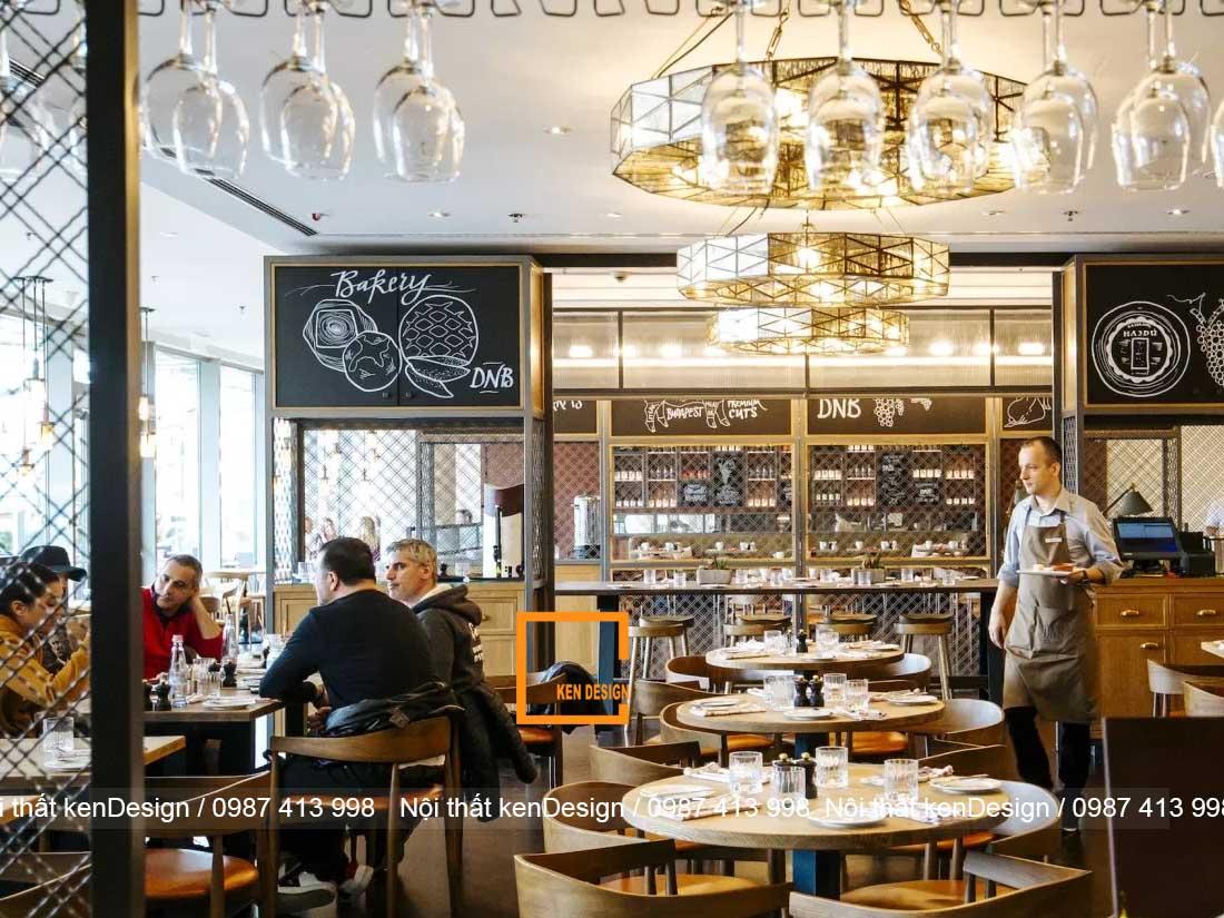 """ly do khien thiet ke nha hang phong cach co dien nang ne la gi 1 - Lý do khiến thiết kế nhà hàng phong cách cổ điển """"nặng nề"""" là gì?"""