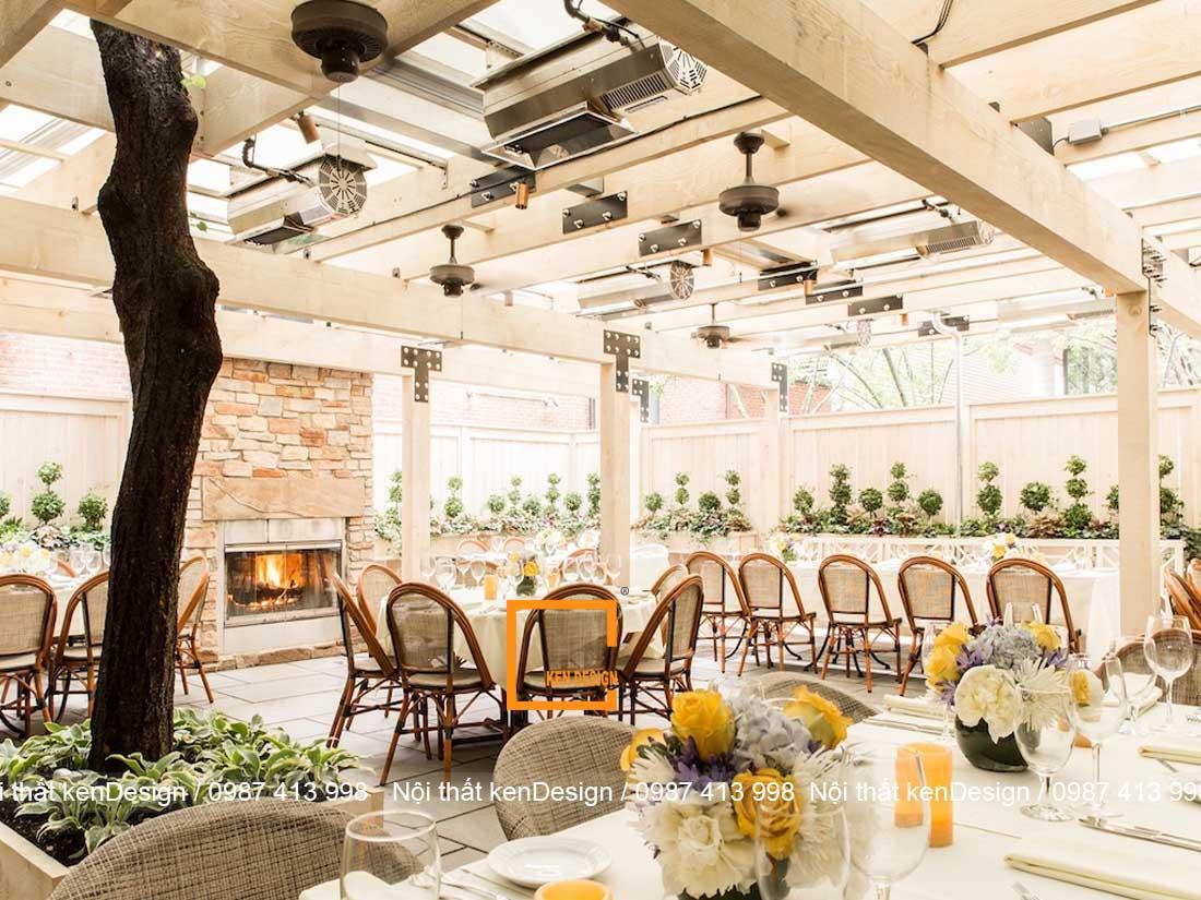 """ly do khien thiet ke nha hang phong cach co dien nang ne la gi 2 - Lý do khiến thiết kế nhà hàng phong cách cổ điển """"nặng nề"""" là gì?"""