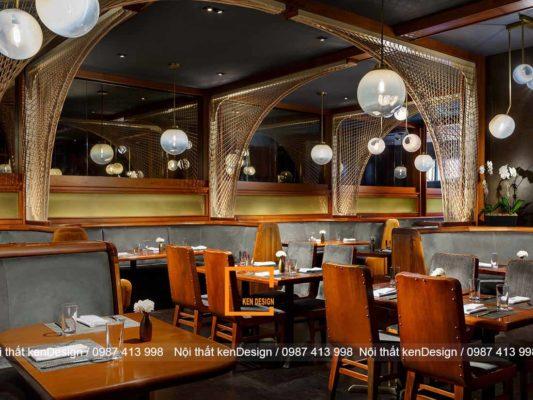 meo giup thiet ke noi that nha hang dep dung chuan 2 533x400 - Mẹo giúp thiết kế nội thất nhà hàng đẹp, đúng chuẩn