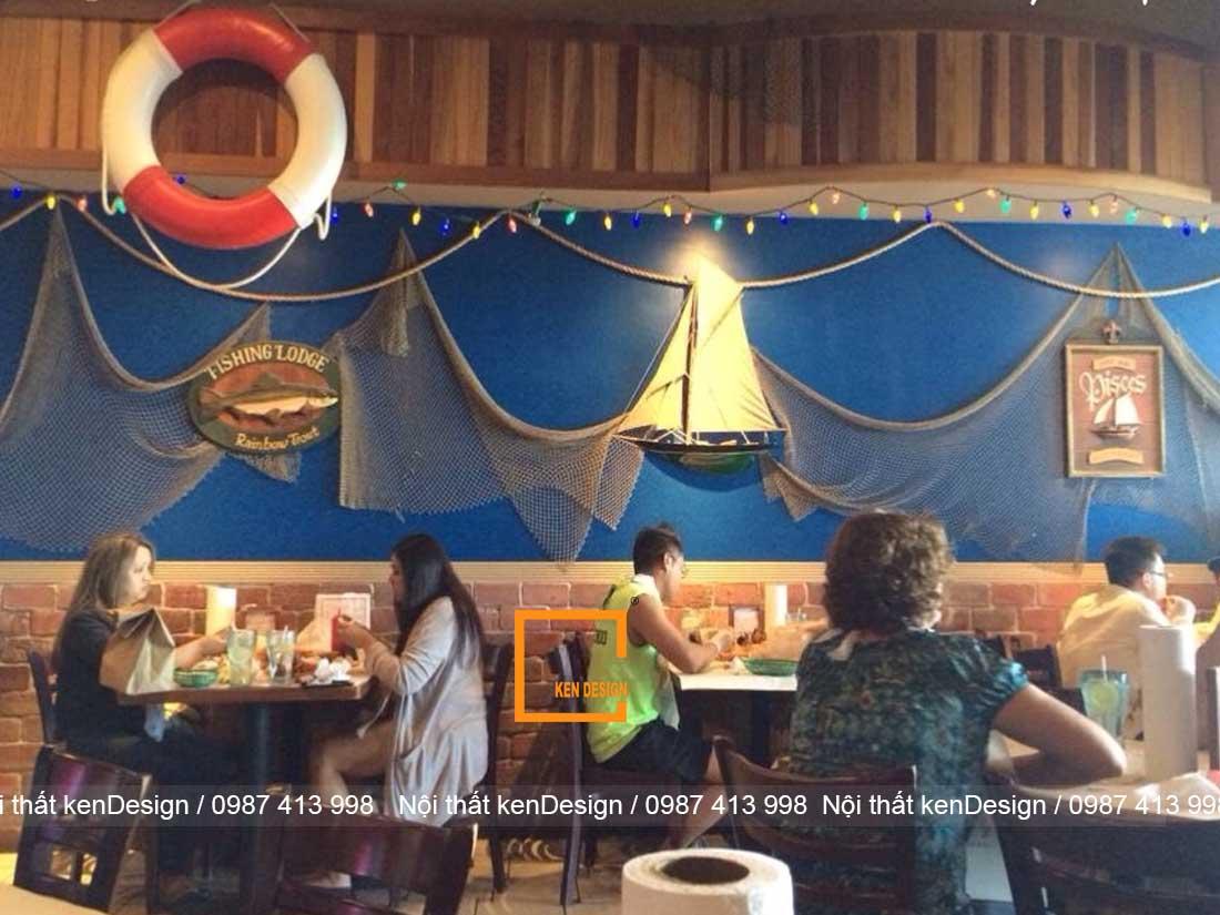 """meo trang tri thiet ke nha hang an uong hop gu khach hang 1 - Mẹo trang trí thiết kế nhà hàng ăn uống """"hợp gu"""" khách hàng"""