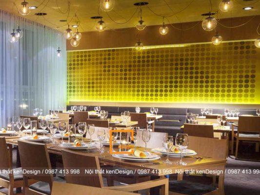 mot so loi khuyen khi thiet ke he thong nha hang 4 533x400 - Một số lời khuyên khi thiết kế hệ thống nhà hàng