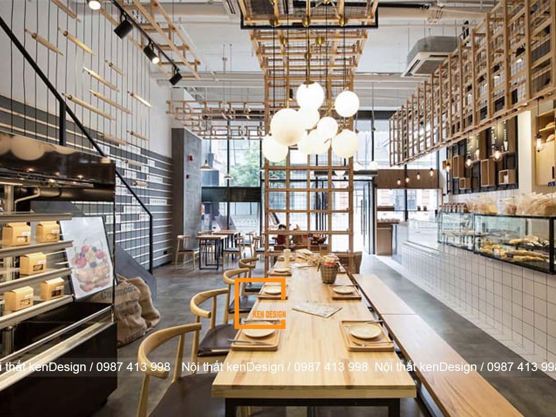 mot so mau thiet ke nha hang phong cach cong nghiep dang tham khao 2 - Một số mẫu thiết kế nhà hàng phong cách công nghiệp đáng tham khảo