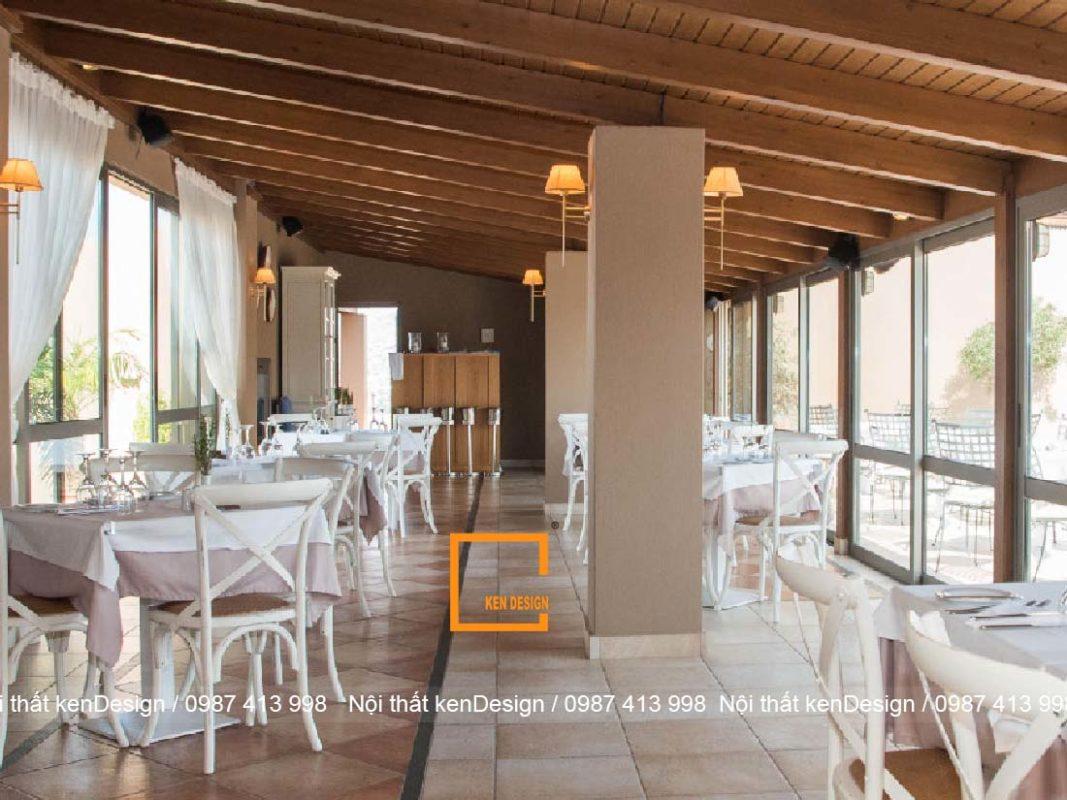 mot so xu huong thiet ke thi cong nha hang pho bien hien nay 2 1067x800 - Một số xu hướng thiết kế thi công nhà hàng phổ biến hiện nay