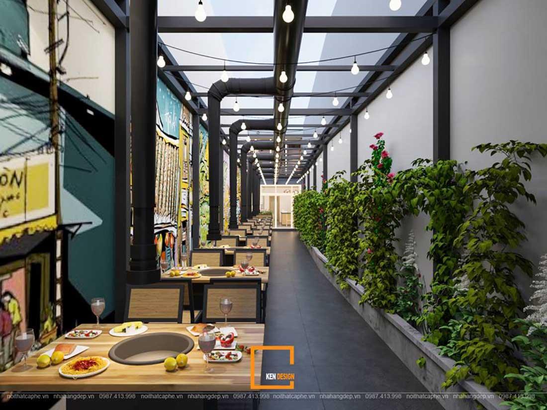 muon co duoc ban ve 3d thiet ke nha hang dep can phai lam gi 4 - Muốn có được bản vẽ 3D thiết kế nhà hàng đẹp, cần phải làm gi?