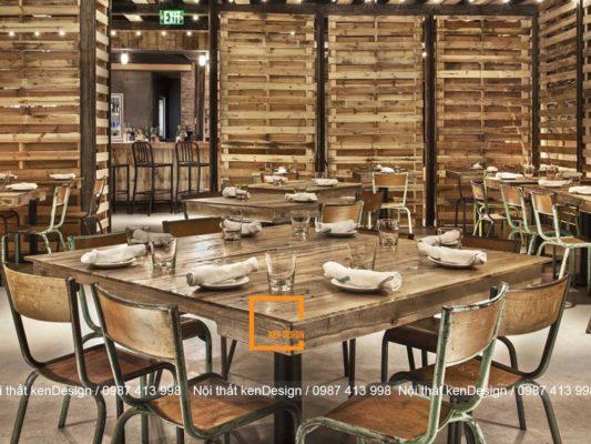 nhung dieu can luu y khi thiet ke nha hang phong cach rustic 2 533x400 - Những điều cần lưu ý khi thiết kế nhà hàng phong cách RUSTIC