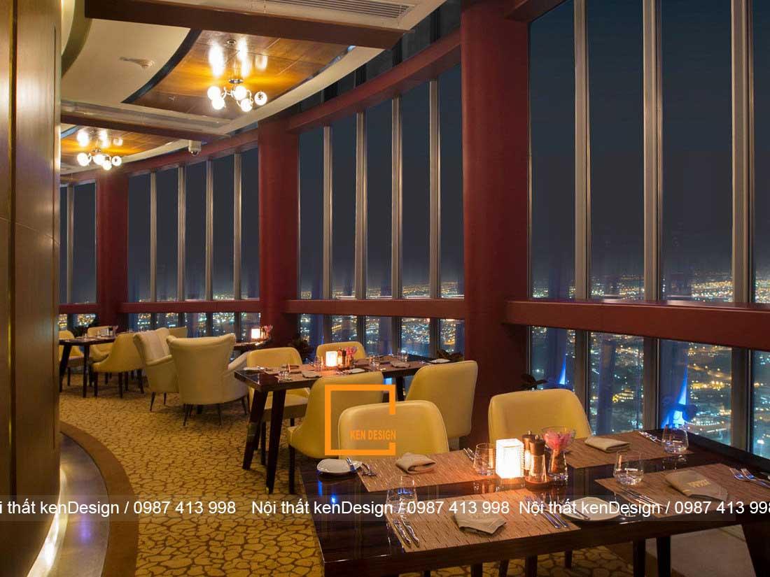 nhung sai lam khi thiet ke noi that nha hang an uong 2 - Những sai lầm khi thiết kế nội thất nhà hàng ăn uống