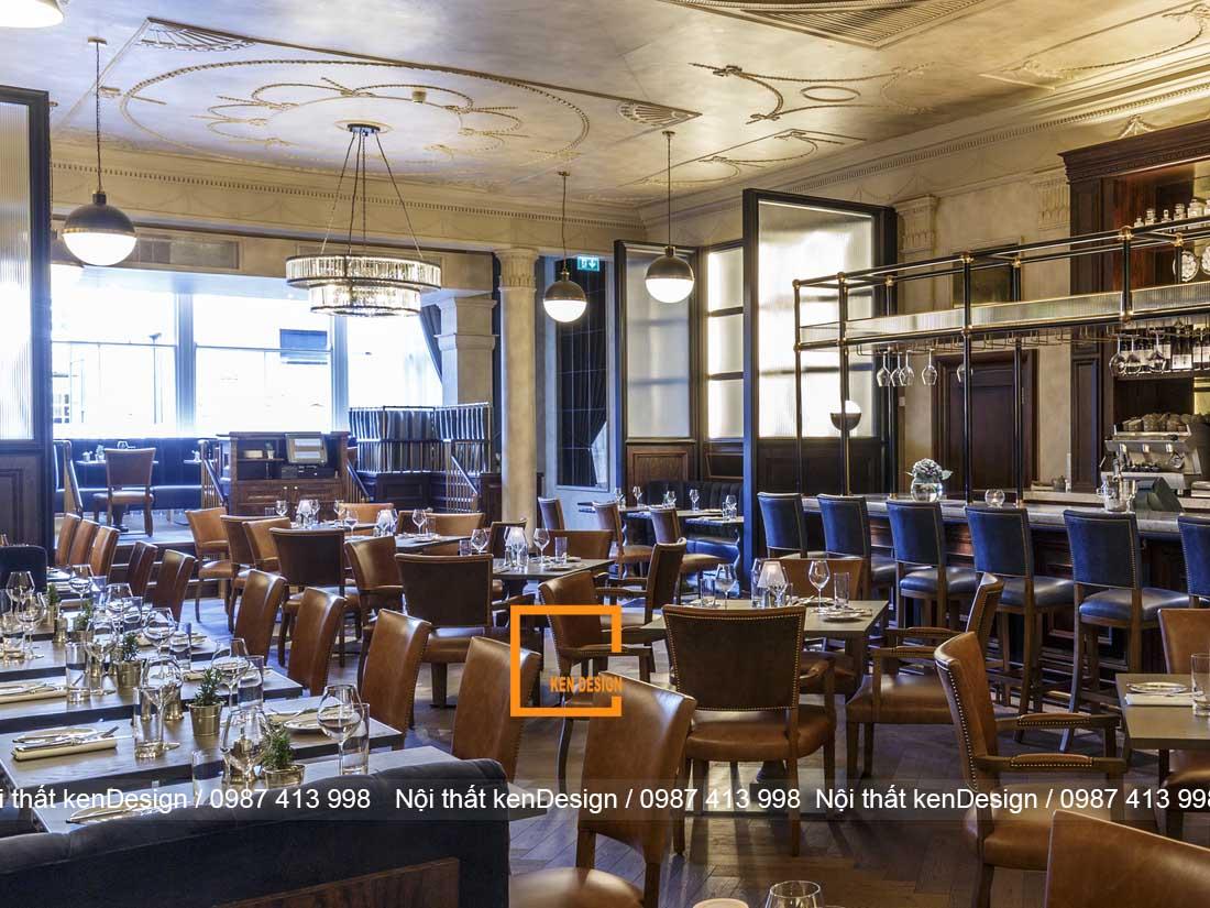 nhung sai lam khi thiet ke noi that nha hang an uong 3 - Những sai lầm khi thiết kế nội thất nhà hàng ăn uống
