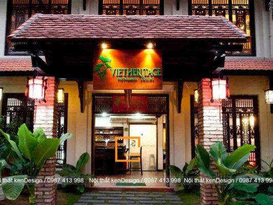 phuong phap thi cong ngoai that nha hang noi bat an tuong 4 533x400 - Phương pháp thi công ngoại thất nhà hàng nổi bật, ấn tượng
