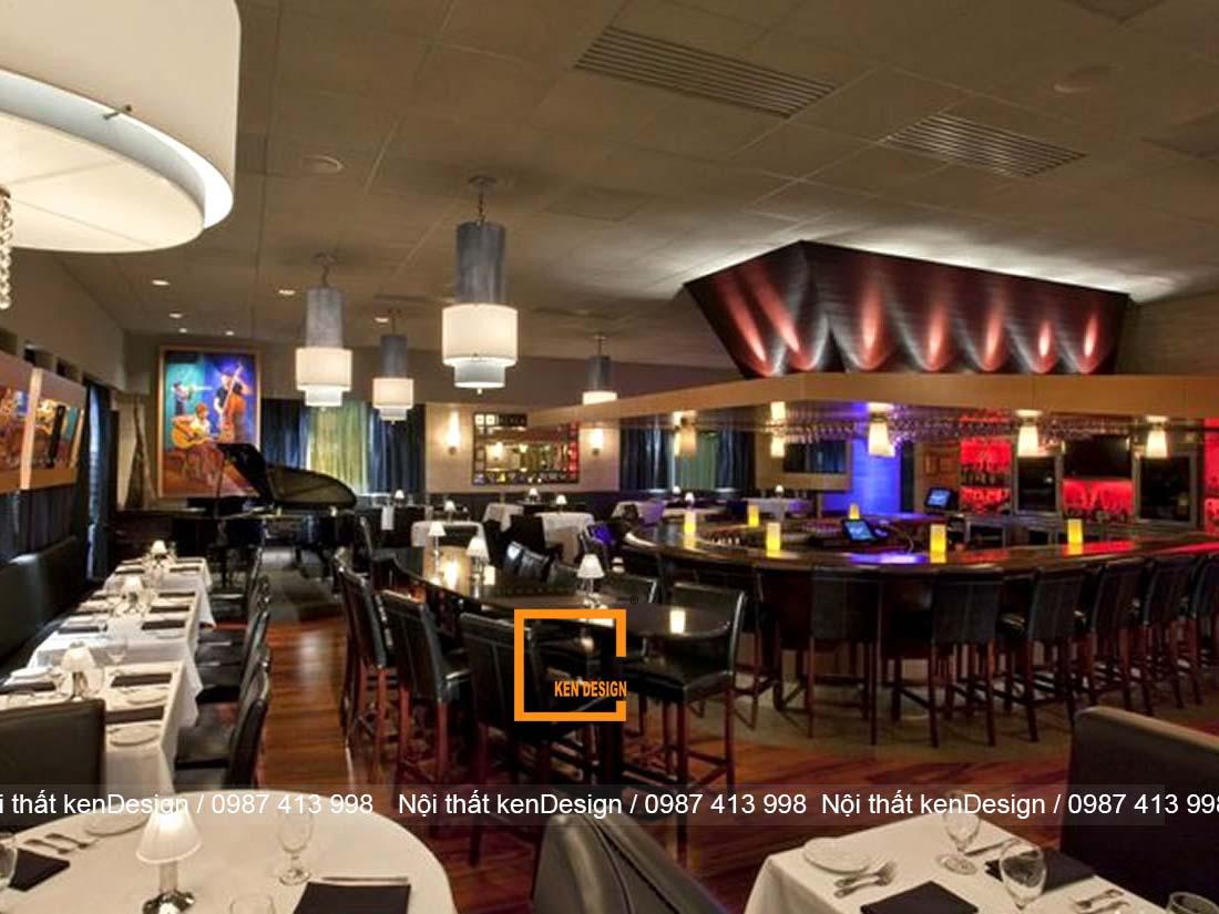 phuong phap thiet ke nha hang an uong cao cap sang trong 2 - Phương pháp thiết kế nhà hàng ăn uống cao cấp, sang trọng