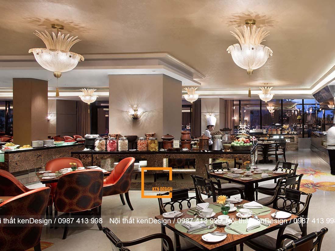 phuong phap thiet ke nha hang an uong cao cap sang trong 3 - Phương pháp thiết kế nhà hàng ăn uống cao cấp, sang trọng