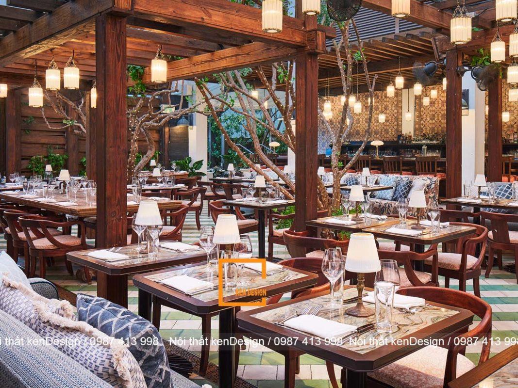 phuong phap thiet ke nha hang an uong cao cap sang trong 4 1067x800 - Phương pháp thiết kế nhà hàng ăn uống cao cấp, sang trọng