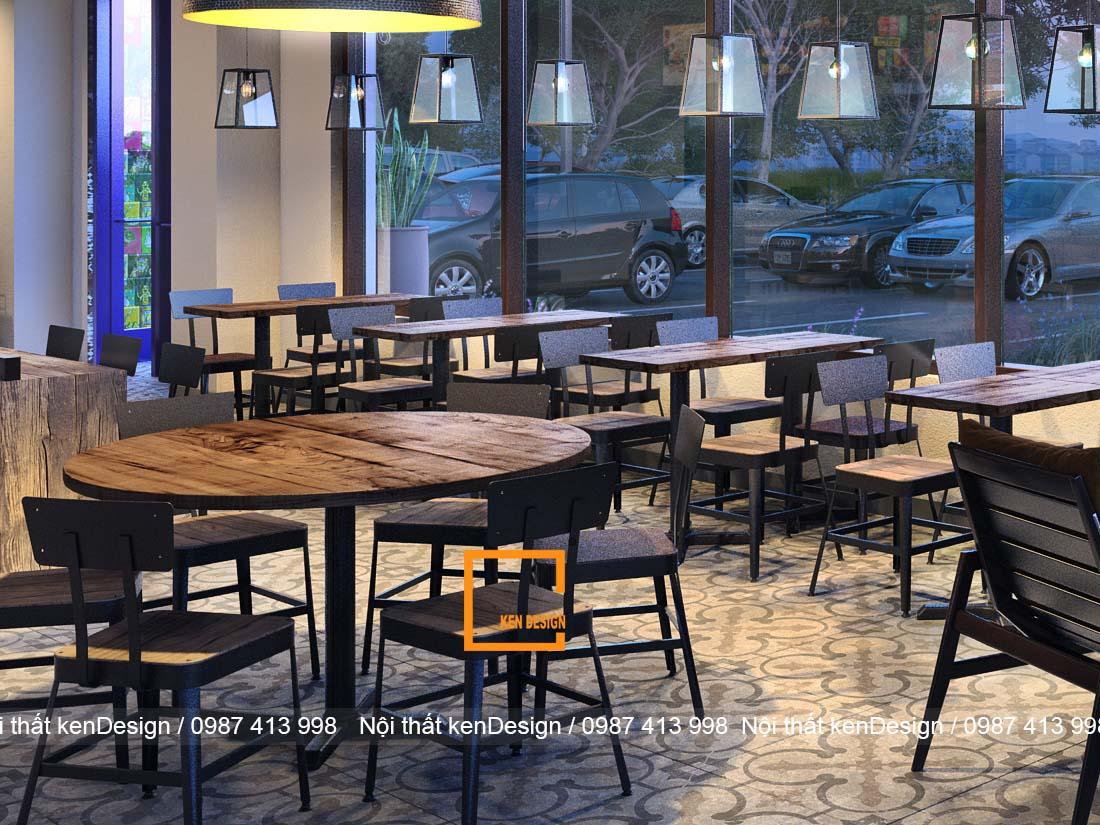 phuong phap thiet ke nha hang tai binh duong re dep 1 - Phương pháp thiết kế nhà hàng tại Bình Dương rẻ, đẹp