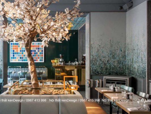 phuong phap thiet ke nha hang tai binh duong re dep 3 533x400 - Phương pháp thiết kế nhà hàng tại Bình Dương rẻ, đẹp