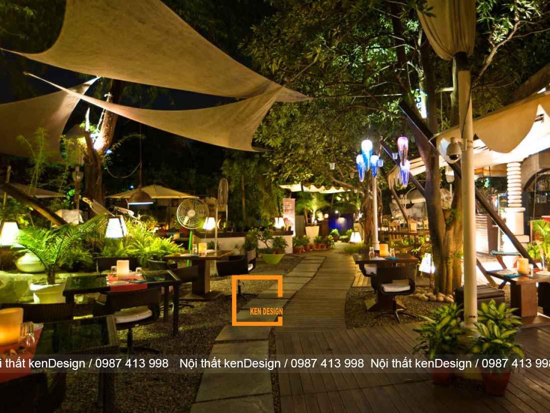 phuong phap thiet ke nha hang tai binh duong re dep 4 - Phương pháp thiết kế nhà hàng tại Bình Dương rẻ, đẹp