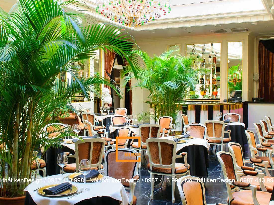 sai lam thuong thay khi thiet ke nha hang tai khach san 3 - Sai lầm thường thấy khi thiết kế nhà hàng tại khách sạn