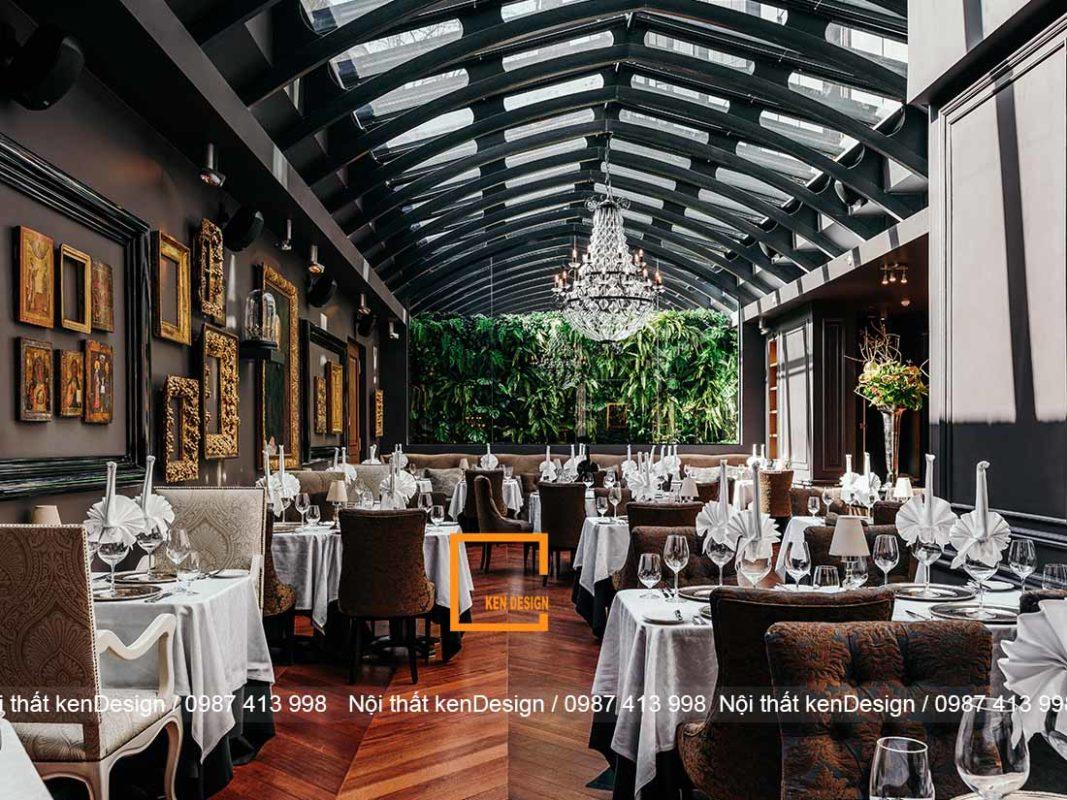 sai lam thuong thay khi thiet ke nha hang tai khach san 4 1067x800 - Sai lầm thường thấy khi thiết kế nhà hàng tại khách sạn