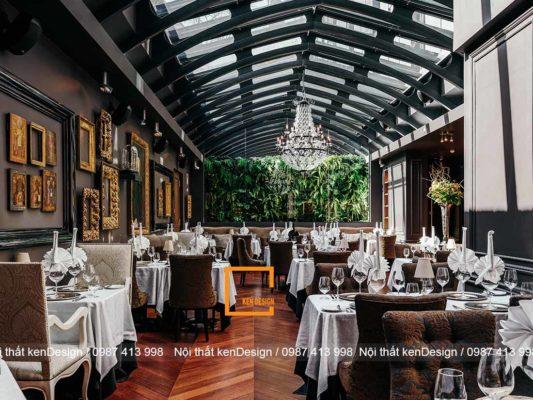 sai lam thuong thay khi thiet ke nha hang tai khach san 4 533x400 - Sai lầm thường thấy khi thiết kế nhà hàng tại khách sạn