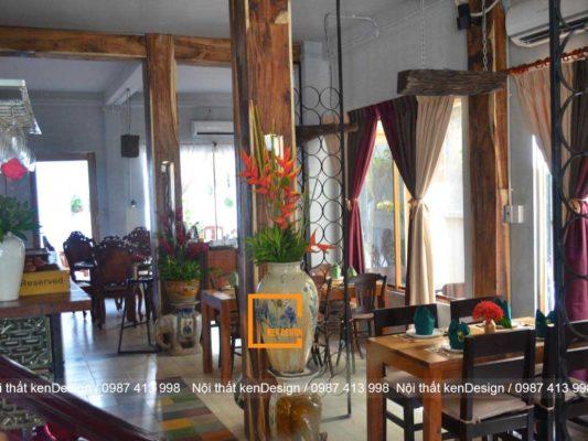thiet ke nha hang chay voi khong gian hien dai sang trong 4 533x400 - Thiết kế nhà hàng chay với không gian hiện đại, sang trọng