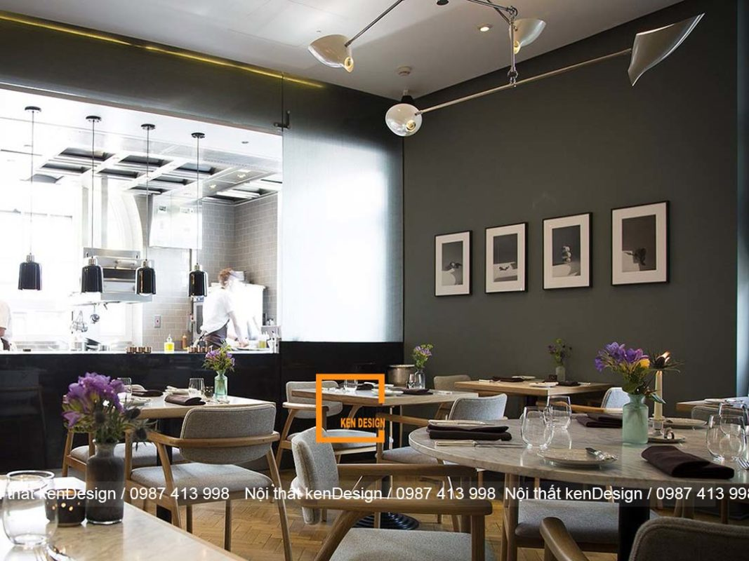 thiet ke nha hang tai khach san dep thu hut tai ha noi 1 1067x800 - Thiết kế nhà hàng tại khách sạn đẹp, thu hút tại Hà Nội