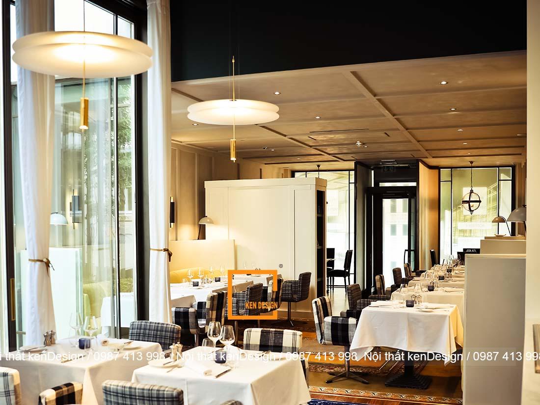 thiet ke nha hang tai khach san dep thu hut tai ha noi 2 - Thiết kế nhà hàng tại khách sạn đẹp, thu hút tại Hà Nội