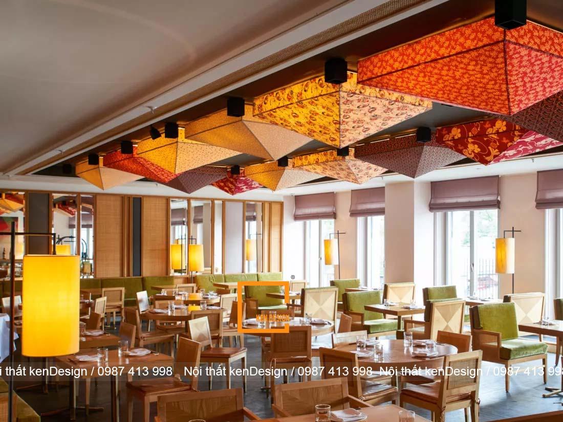thiet ke nha hang tai khach san dep thu hut tai ha noi 3 - Thiết kế nhà hàng tại khách sạn đẹp, thu hút tại Hà Nội