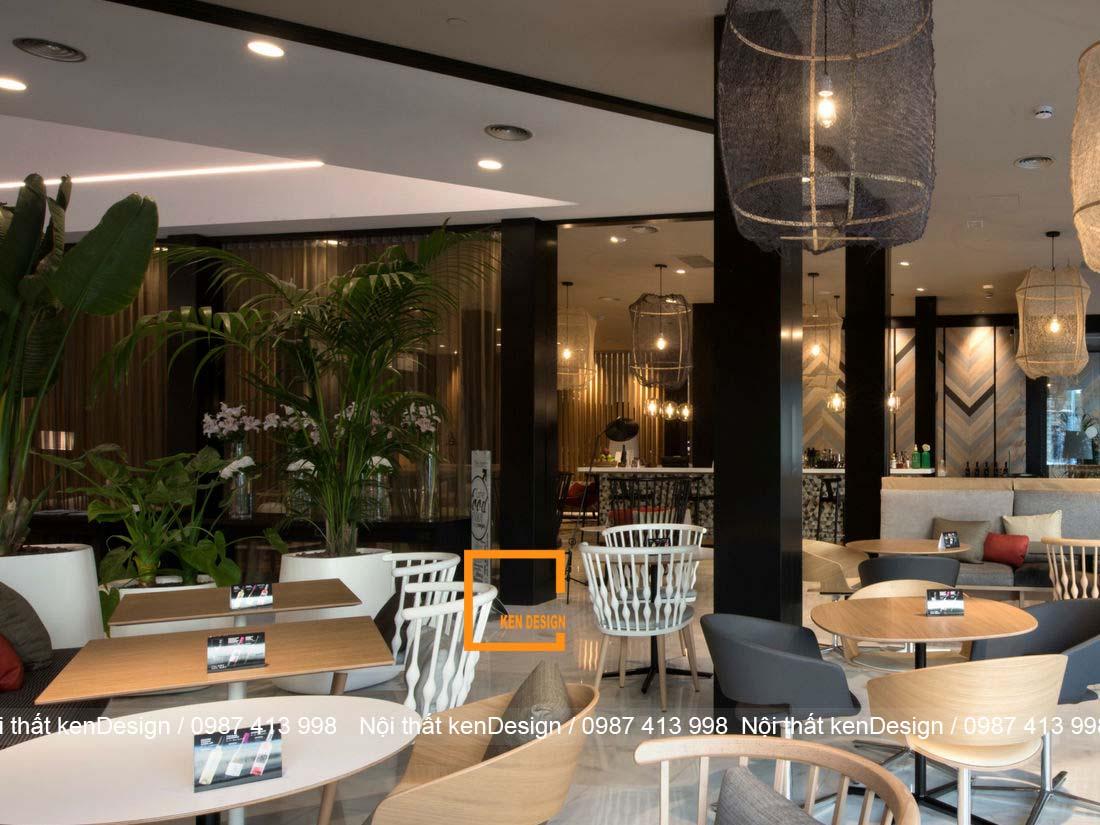 thiet ke nha hang tai khach san dep thu hut tai ha noi 4 - Thiết kế nhà hàng tại khách sạn đẹp, thu hút tại Hà Nội