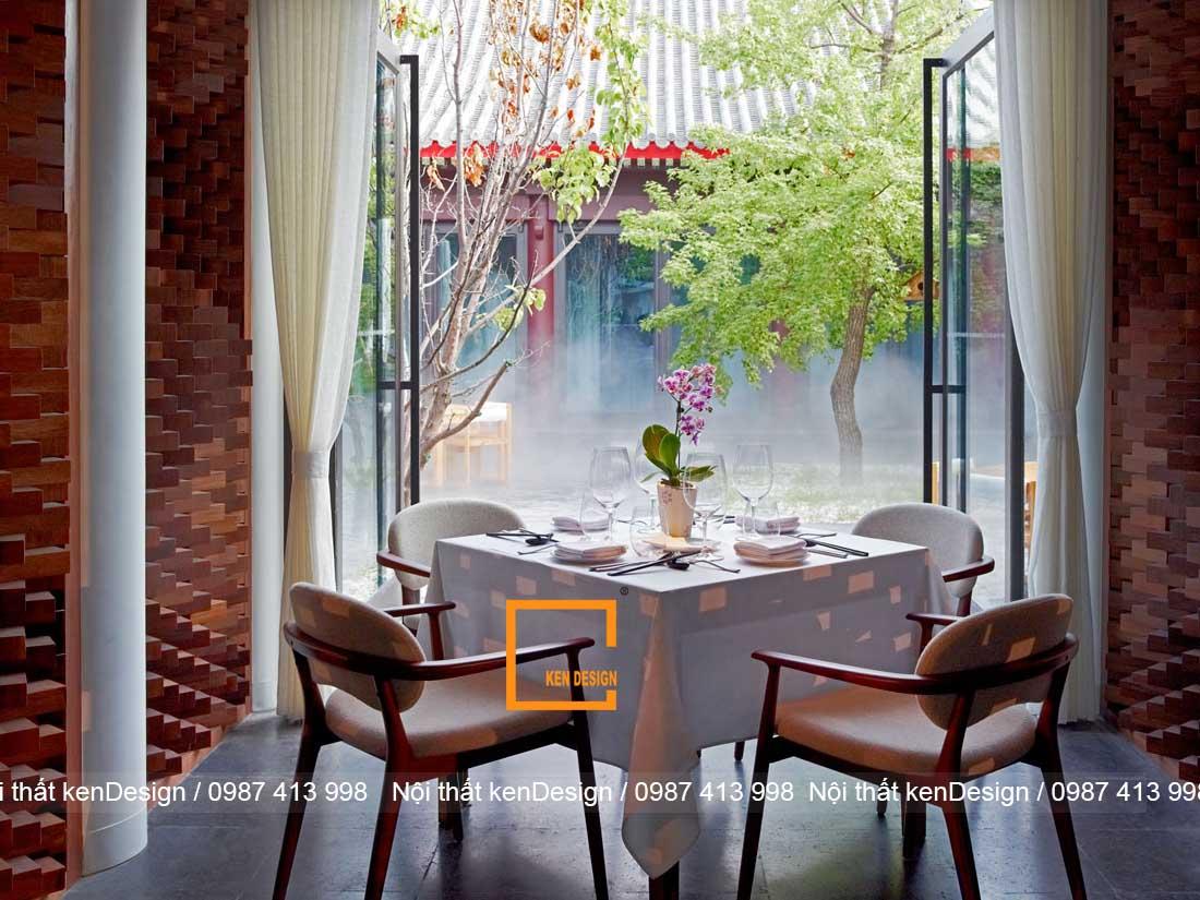 thiet ke nha hang tai nghe an dung tieu chuan 2 - Thiết kế nhà hàng tại Nghệ An đúng tiêu chuẩn