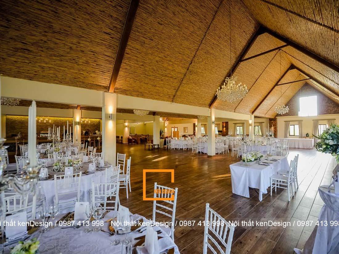 thiet ke nha hang tiec cuoi tai cac thanh pho lon nhu the nao 2 - Thiết kế nhà hàng tiệc cưới tại các thành phố lớn như thế nào?