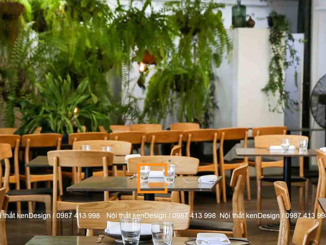 tu van thiet ke nha hang phong cach nhiet doi 4 - Tư vấn thiết kế nhà hàng phong cách nhiệt đới