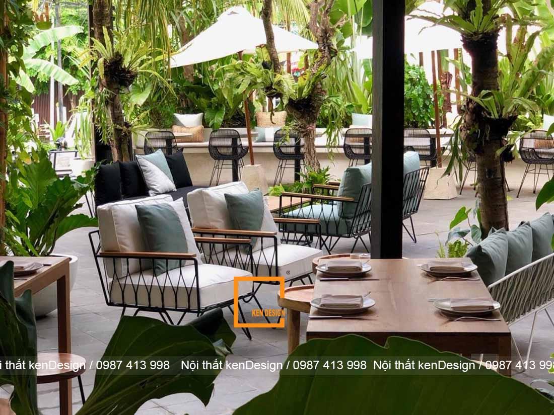 tu van thiet ke nha hang phong cach nhiet doi 5 - Tư vấn thiết kế nhà hàng phong cách nhiệt đới
