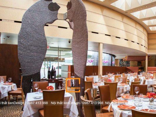 vai tro cua nguyen ly thiet ke thi cong nha hang 1 533x400 - Vai trò của nguyên lý thiết kế thi công nhà hàng