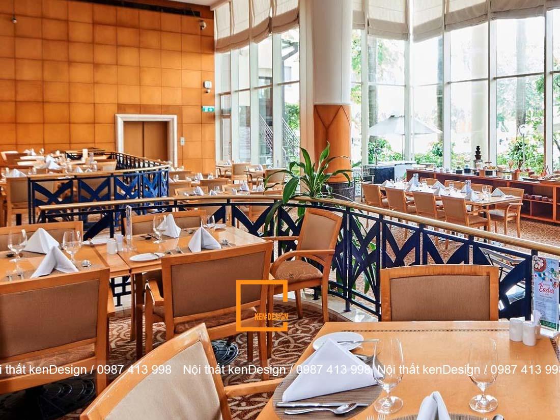 vai tro cua nguyen ly thiet ke thi cong nha hang 4 - Vai trò của nguyên lý thiết kế thi công nhà hàng