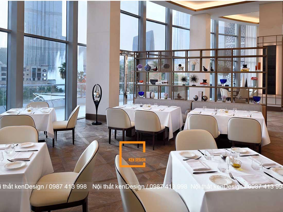 vai tro cua nguyen ly thiet ke thi cong nha hang tron goi 4 - Vai trò của nguyên lý thiết kế thi công nhà hàng trọn gói