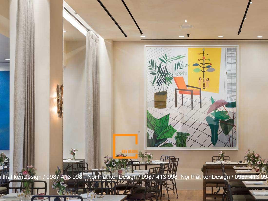 vai tro cua van phong thiet ke nha hang ban nen biet 4 - Vai trò của văn phòng thiết kế nhà hàng bạn nên biết?