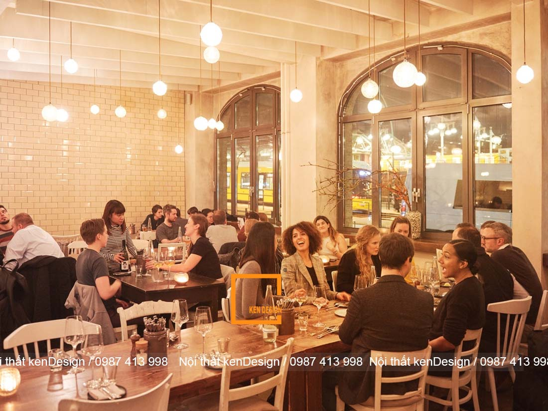 3 yeu to trong nguyen ly thiet ke nha hang can biet 1 - 3 yếu tố trong nguyên lý thiết kế nhà hàng cần biết