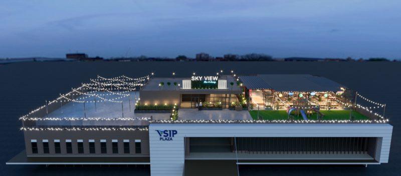 71832176 735530546894812 4277204913286545408 n 800x352 - Sky View tại Quảng Ngãi - Độc lạ với nội thất Á- Âu đan xen trong thiết kế nhà hàng